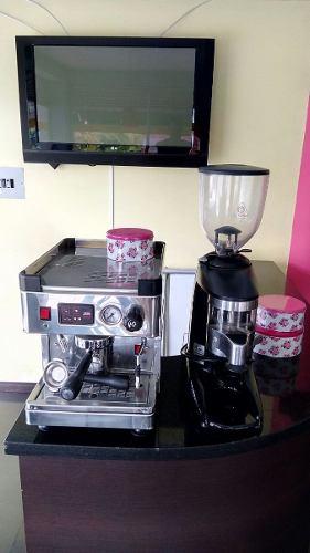 Maquina Cafe Espreso