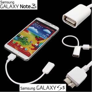 Micro Usb 3.0 Otg Host Flash Cable Adaptador Note 3 Y S5