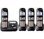 Panasonic Kx-tgt + 2 Kx-tga659t - 4 Auricular De