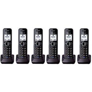 Panasonic Kxtga950b Dect 6.0 Auricular Teléfono
