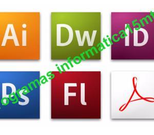 Programas Adobe | Photoshop y diseño gráfico