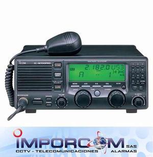 Radio Movil Marino Hf 150w Icom Ic M 700 Pro