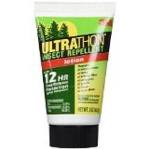 Repelente De Insectos Ultrathon 2 Oz, 2 Unidades