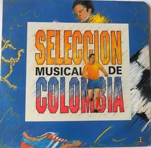SELECCION MUSICAL DE COLOMBIA SONOLUX VG