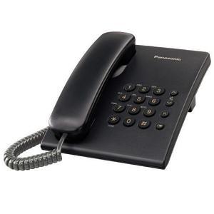 Teléfono Fijo Panasonic Kx-ts500 Oficina Call Center Hogar