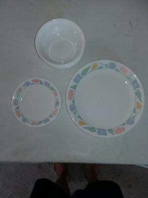 Platos de cart n desechables bogot posot class for Platos vajilla