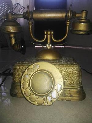 Vendo Teléfono De Mesa Antiguo