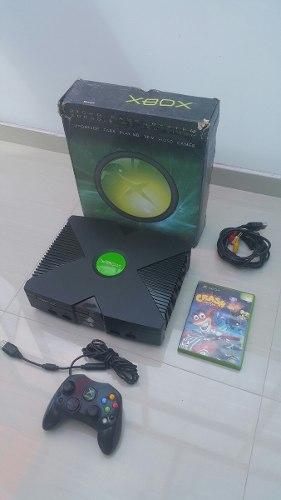 Xbox Clasico En Caja