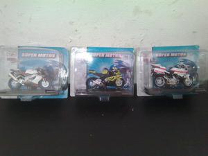 vendo coleccion de motos