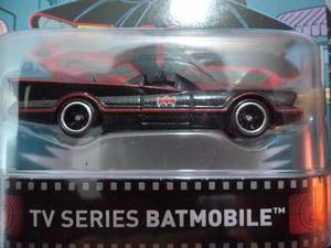 Hot Wheels Batman Series Tv Batmobile Retro Die Cast Goma Th