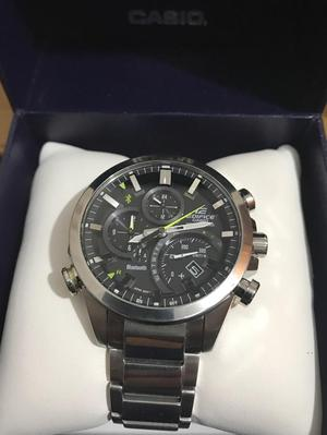 Reloj CasioEdificeEqb500D1AjfNewBluetoothWatch