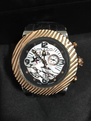 Reloj Mulco Y Tissot Original Suizo