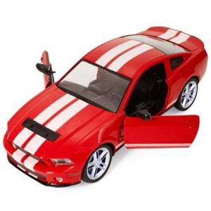 Rojo 1/14 Ford Mustang Shelby Gt500 Radio Control Remoto Rc