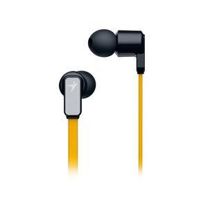 Audifono Genius Hs M260 Neg/amarillo (in Ear) Manos Libres