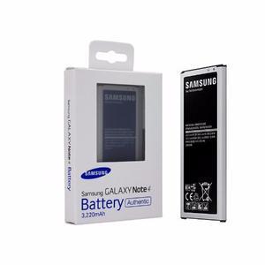 Bateria Samsung Galaxy Note 4 De mah Original Blister
