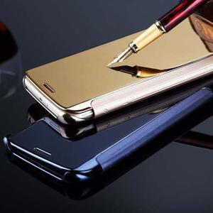 Carcasa Clear View Cover Para Samsung Galaxy S7 Edge Flip