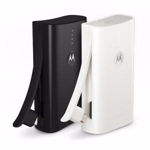 Cargador Portatil Motorola Power Bank mah Original