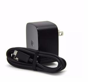 Cargador Turbo Motorola Charger Moto X G4 Plus G5 15w