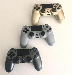 Controles PlayStation 4 usados perfecto estado