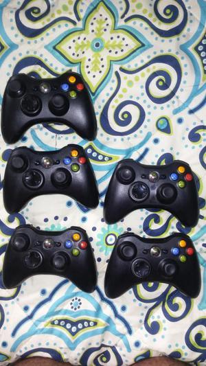 Controles de Xbox 360 Originales