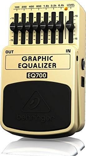 Ecualizador Audio, Behringer, Eq Bandas