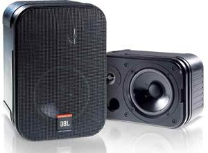 Jbl Control 1 Pro Monitores 5.25 Pulgadas 150w Negros (par)