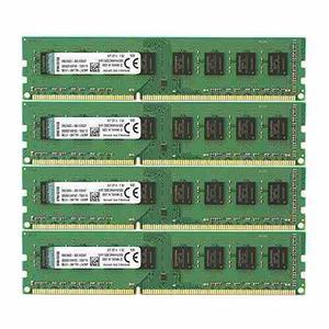 Kingston Valueram 32gb Kit (4x8gb) mhz Ddr3 No Ecc Cl...