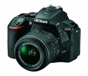 Nikon D Negro + Af-p Dx mm F/ G Vr Lente Kit