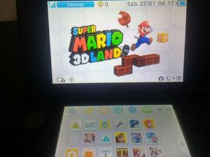 Nintendo 3ds Xl Programada 16gb