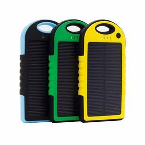 Power Bank Cargador Batería Externa Solar mah Original