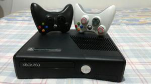 Xbox 2 Controles Juegos 4gb .