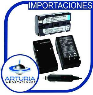 Bateria Y Cargador Para Luz Led Yn,160 Iii,300ii,600l,900