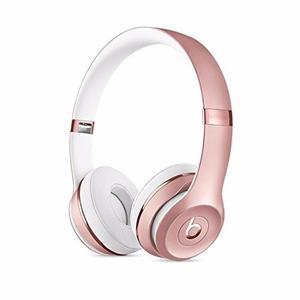 Beats Solo3 Audífonos Inalámbricos Oro Rosa