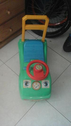 Carrito montable para niño