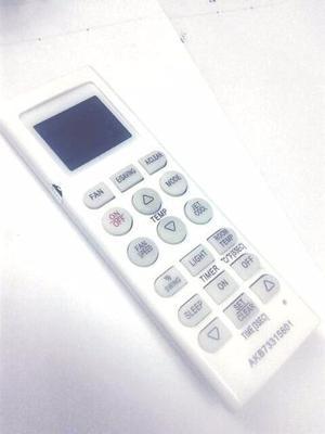 Control Remoto Aire Acondicionado Lg Inverter