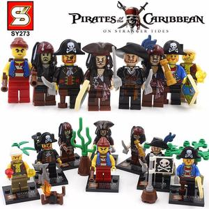 Figuras tipo lego Piratas SY
