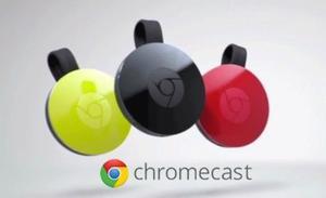Google Chromecast 2 Hdmi Netflix Youtube Smarttv Original