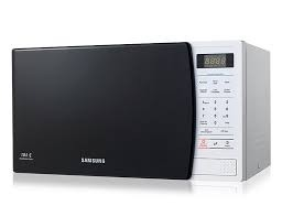 Horno Microondas Samsung 22 Lt Amw831k/xap Blanco