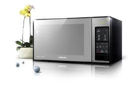 Horno Microondas Samsung Dorador 39,6 Litros | Mg402madxbb/a