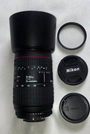 Lente Macro Nikon Full Frame Sigma D L mm F4