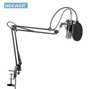 Micrófono Condensador Profesional Neewer Nw700 Envio Gratis