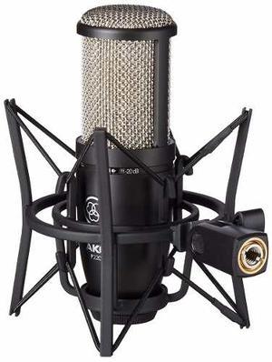 Microfono Profesional Akg P220 Condensador Con Maletin