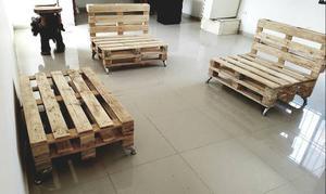 Se Hace Todo Diseño De Muebles,mesas,camas En Estibas Pino