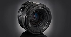 Yn35mm 2.0 Para Nikon (dx-fx)+bolsa De Transporte+envio