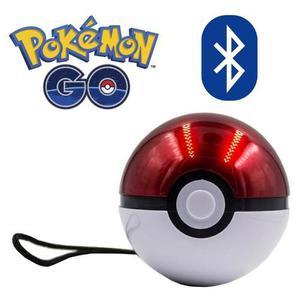 Altavoz Bluetooth Recargable Fm Usb Sd Pokebola Pokemon