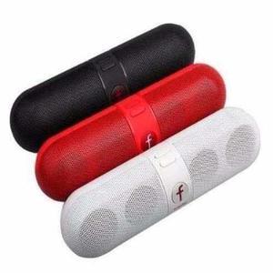 Altavoz Parlante Speaker Pills Fm+usb+microsd+bluethoot
