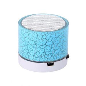 Bafle Mini Bluetooth, Con Luz Led