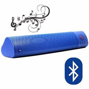 Barra Sonido Grande Recargable Bluetooth Fm Estéreo