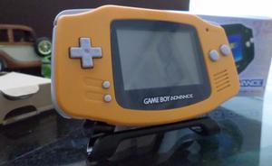 Game Boy Advance Orange