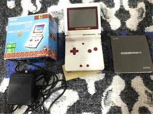 Game Boy Advance Sp Famicom Negociable